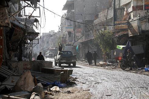 דמשק. במקום האחרון ברשימה - בגלל מלחמת האזרחים (צילום: AP) (צילום: AP)