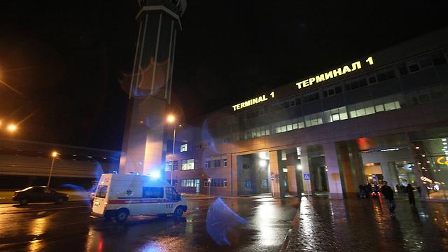 נמל התעופה בטטרסטן (צילום: רויטרס) (צילום: רויטרס)
