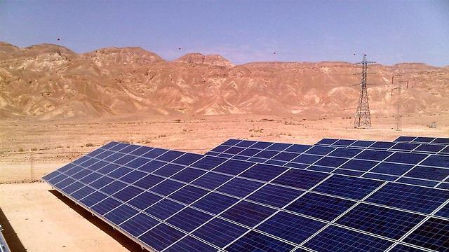 ומה עם אנרגיה סולארית? (צילום: נועה מגר) (צילום: נועה מגר)