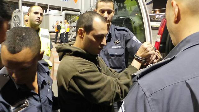 (צילום: חטיבת דובר המשטרה) (צילום: חטיבת דובר המשטרה)
