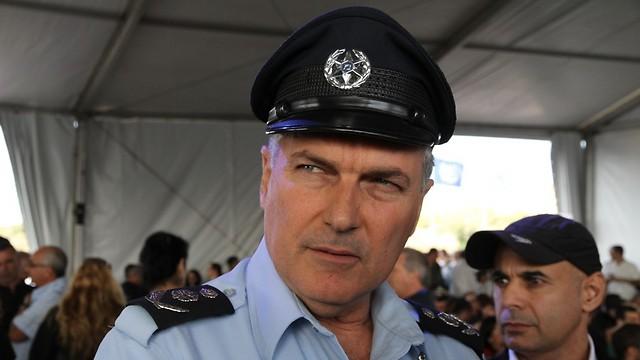 """מפכ""""ל המשטרה רב ניצב יוחנן דנינו (צילום: זהר שחר, """"ידיעות אחרונות"""") (צילום: זהר שחר,"""