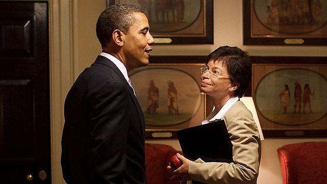 כמו לנשיא, גם ליועצת הבכירה יש הגנה מלאה של השירות החשאי (צילום: הבית הלבן) (צילום: הבית הלבן)