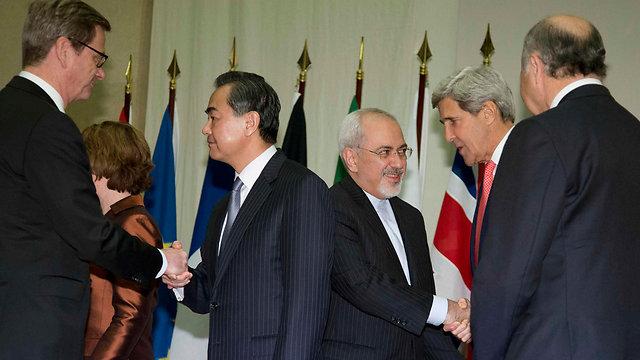 השיחות על הסכם הביניים. שינוי פנימי באיראן? (צילום: רויטרס) (צילום: רויטרס)