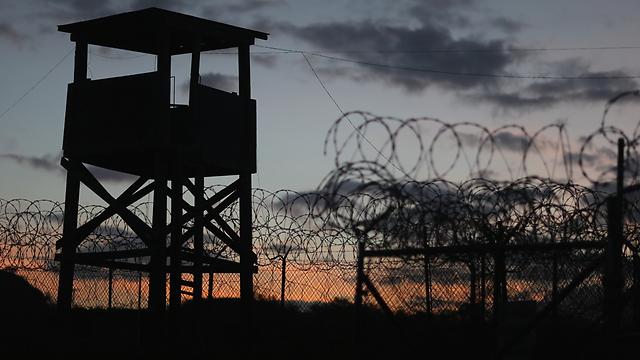 מתקן הכליאה גואנטנמו, שבו לפי החשד עונו חשודים בטרור (צילום: Gettyimages) (צילום: Gettyimages)