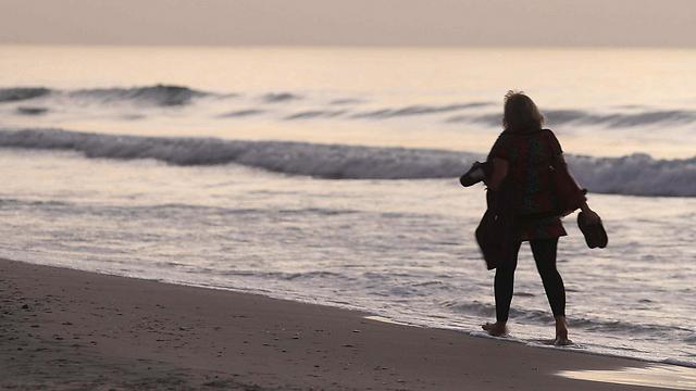 תשמרו לנו על הים (צילום: עידו ארז) (צילום: עידו ארז)