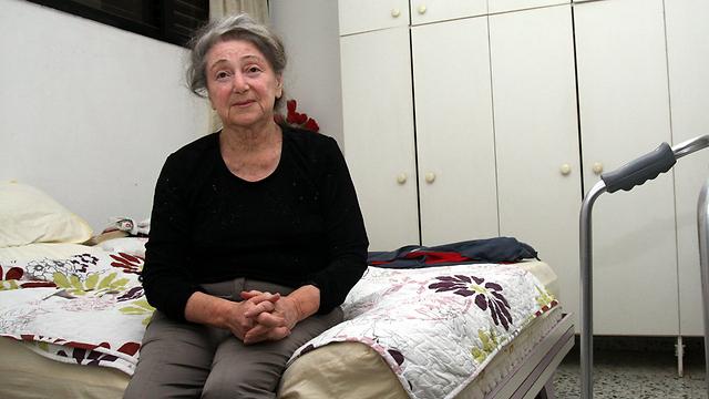 Reba Millstein telling her story (Photo: Roee Idan) (Photo: Roee Idan)