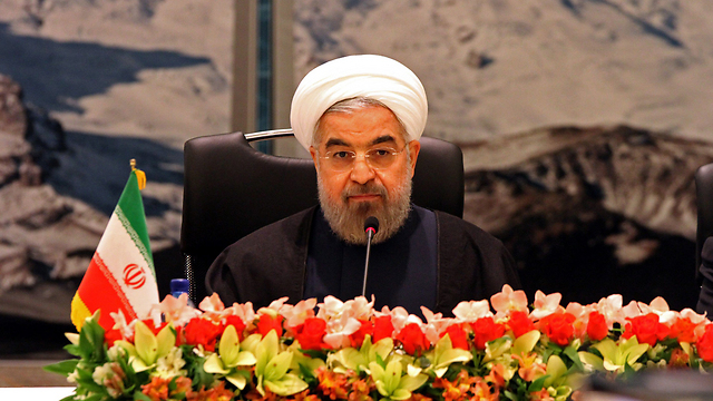 Hassan Rouhani (Photo: MCT) (Photo: MCT)