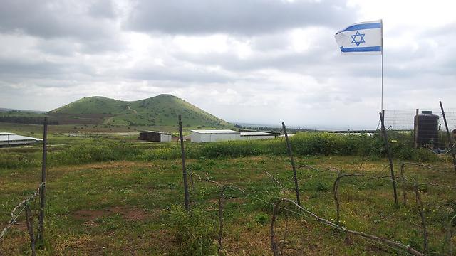 Golan heights (Photo: Ziv Reinstein)