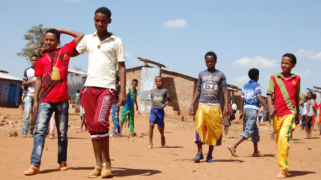 Eritrean refugees (Photo: Reuters)