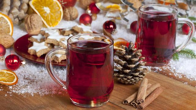 המשקה הרשמי של שווקי חג המולד. גלוויין (צילום: shutterstock) (צילום: shutterstock)