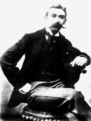 דה קוברטן. מייסד המשחקים האולימפיים והוגה קרב החמש המודרני