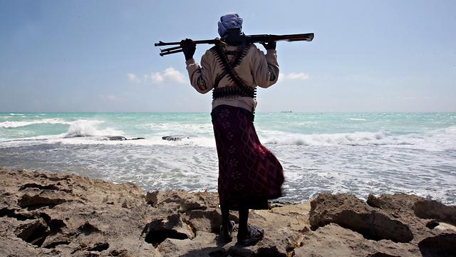 חילות הים השונים מנוסים יותר בפעילות נגד פיראטים (צילום: AFP) (צילום: AFP)