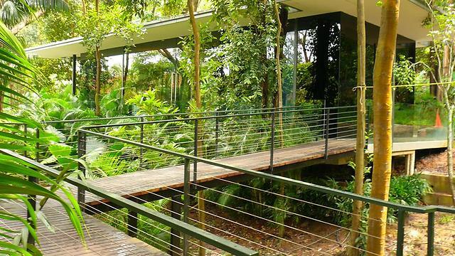מלון סילוסו ביץ', סנגפור (צילום: באדיבות אגודה) (צילום: באדיבות אגודה)