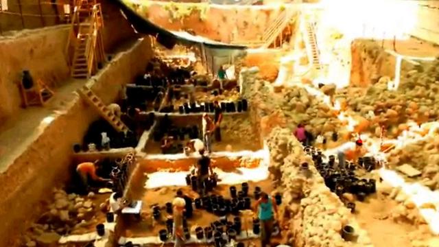 חפירות בעיר דוד (ארכיון) (צילום: אלי מנדלבאום)
