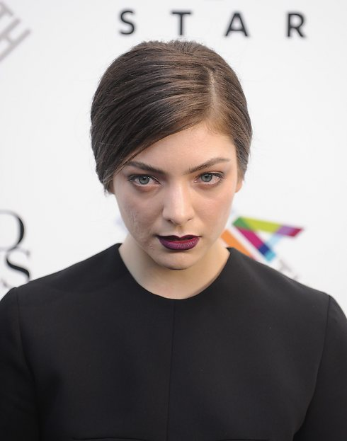 Lorde (Photo: EPA)