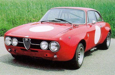 אלפא רומיאו 1750 GT AM ()