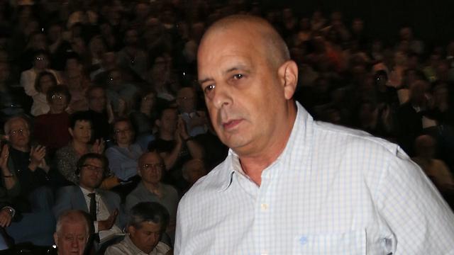Yuval Diskin (Photo: Zvika Tishler)