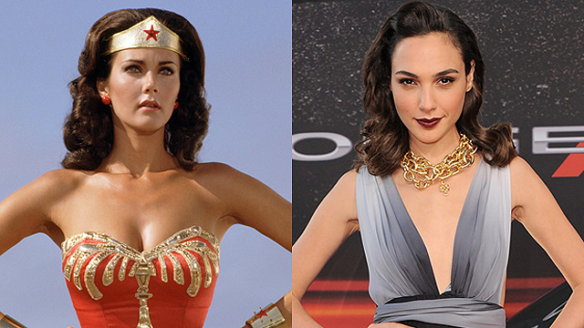 Wonder Woman vs. Gal Gadot (Photo: AP)