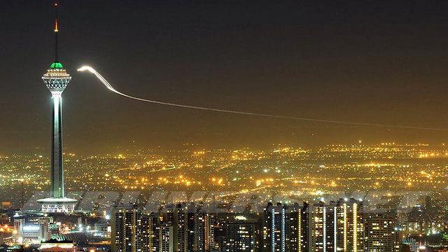 טהרן, בירת איראן ()