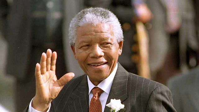 המודל הדרום אפריקני הצליח. נלסון מנדלה (צילום: MCT)