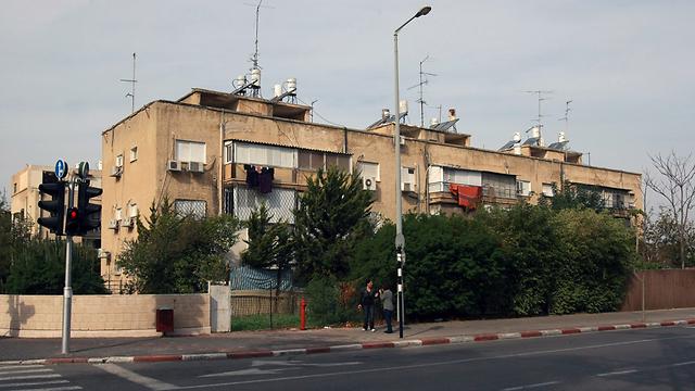 שכונת יד אליהו בתל-אביב. מתרחבת (צילום: שאול גולן) (צילום: שאול גולן)