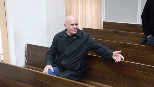 Dani Biton, Eyal Golan's father (Photo: Motti Kimchi) (Photo: Motti Kimchi)
