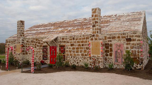 בית הממתקים הגדול (צילום: רויטרס) (צילום: רויטרס)