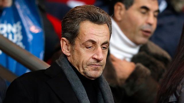 Former French Presidetn Nicholas Sarkozy (Photo: Reuters)