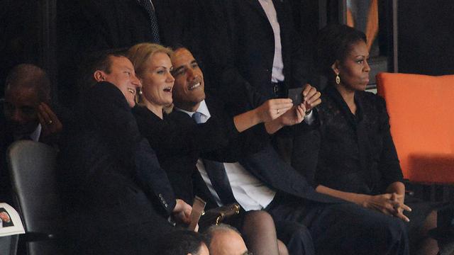 מבוכה 1: צחוקים באשכבה (צילום: AFP)
