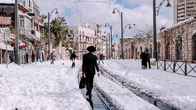 Saturday in Jerusalem (Photo: Sarah Penn Wenfeld)