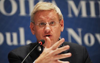Swedish Foreign Minister Carl Bildt (Photo: AFP)