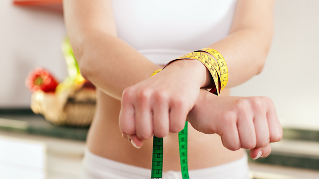 מעדיפים לבחור בהפרעות אכילה על פני הפרעות אחרות (צילום: shutterstock ) (צילום: shutterstock )