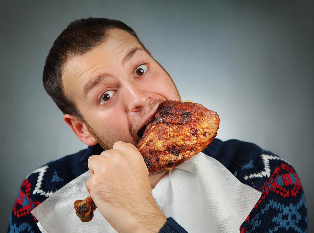 פליאו: כל סטייה מהתזונה שנועדה לנו תביא למחלות (צילום: shutterstock) (צילום: shutterstock)