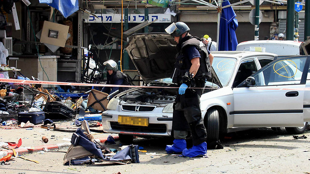 Scene of 2006 terror attack that killed Wultz (Photo: Michael Kremer)