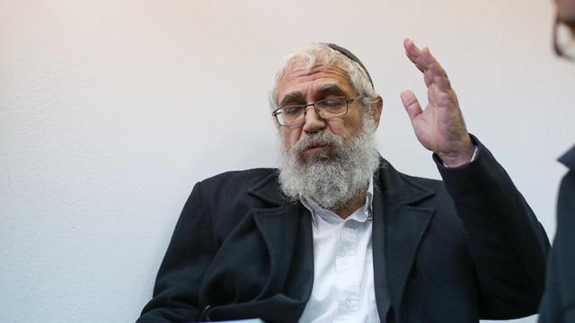 הרב מוטי אלון (צילום: נועם מוסקוביץ') (צילום: נועם מוסקוביץ')