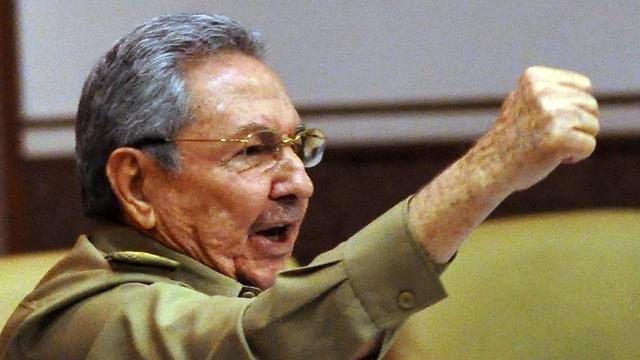 ראול קסטרו. שנים של רפורמות והתחממות ביחסים (צילום: EPA) (צילום: EPA)
