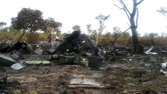 (צילום: AFP PHOTO / NAMIBIAN POLICE) (צילום: AFP PHOTO / NAMIBIAN POLICE)