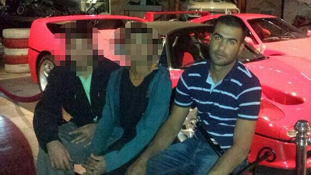Killed on first day in job. Salah Abu Latyef (Killed on first day in job. Salah Abu Latyef)
