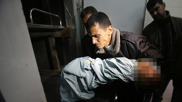 3-year-old girl killed in IDF airstrike on Gaza Strip (Photo: AP)