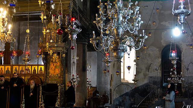 Christmas in Bethlehem, 2013 (Photo: EPA) (Photo: EPA)