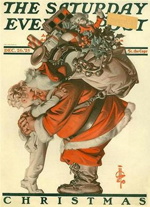 סיינט ניקולס, חג המולד 1925 ()