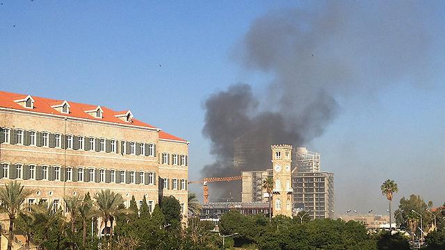 אחרי פיגוע התופת (צילום: AP) (צילום: AP)