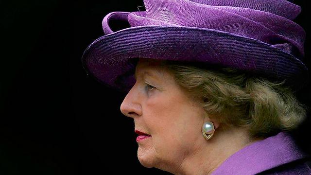 הסקוטים כעסו על הפיכתם לשפן הניסיונות של ראשת הממשלה. תאצ'ר (צילום: רויטרס) (צילום: רויטרס)