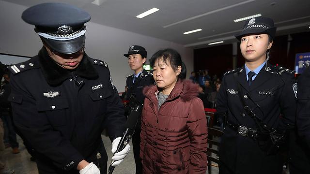 זאנג בבית המשפט  (צילום: רויטרס) (צילום: רויטרס)