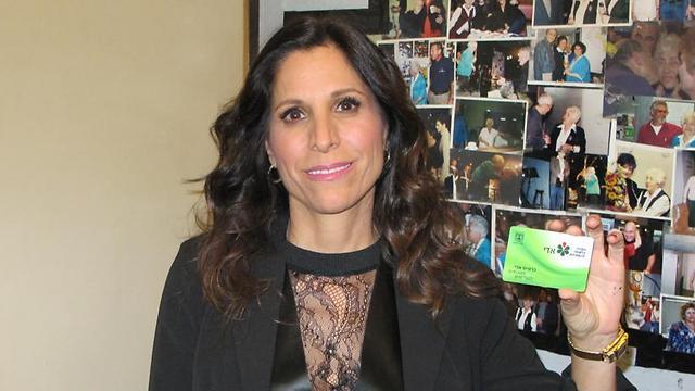 Актриса Орна Банай. Фото: Двора Шерер