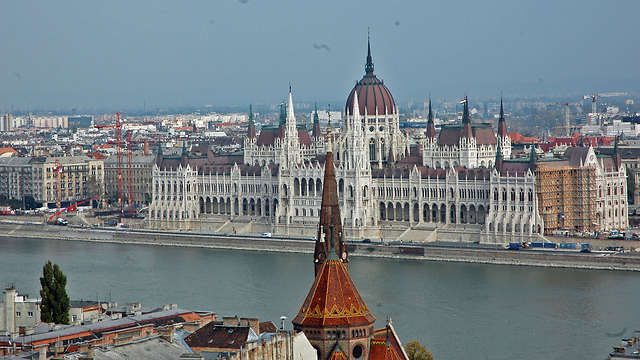בודפשט (צילום: יפה עירון-קוץ) (צילום: יפה עירון-קוץ)
