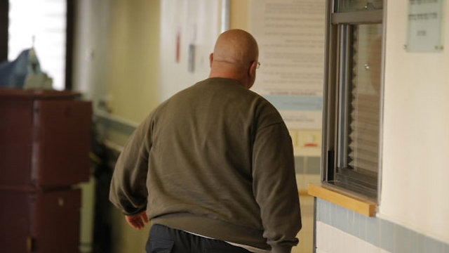 Son Omri Sharon at Sheba Hospital (Photo: Motti Kimchi)