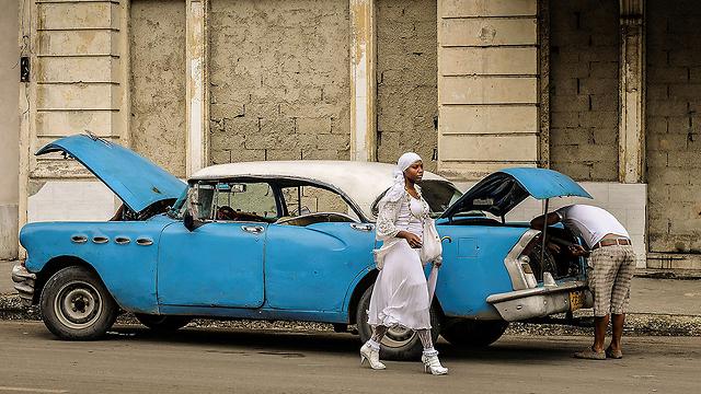 רחובות קובה (צילום: AFP) (צילום: AFP)