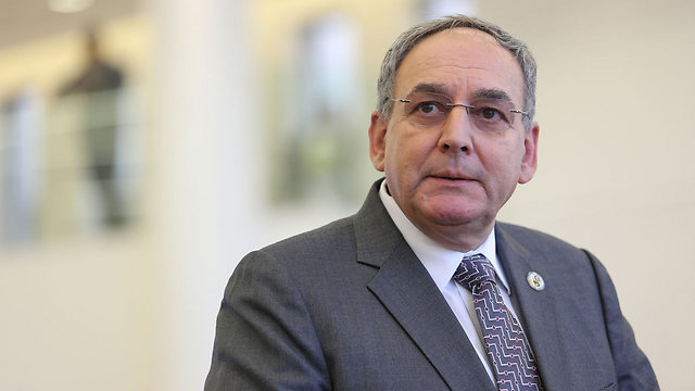 Hadassah Medical Center Director General Prof. Zeev Rotstein (Photo: Yaron Brener)