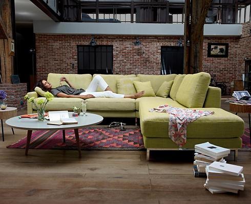שטיח עם הדפס אותנטי (צילום באדיבות ROLF BENZ) (צילום באדיבות ROLF BENZ)